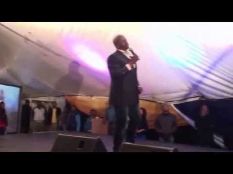 Mxolisi Mbethe - Ungu Ayikho [Live]