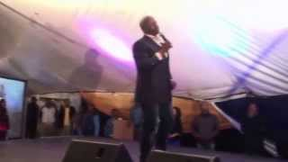 Mxolisi Mbethe - Ungu Ayikho Live