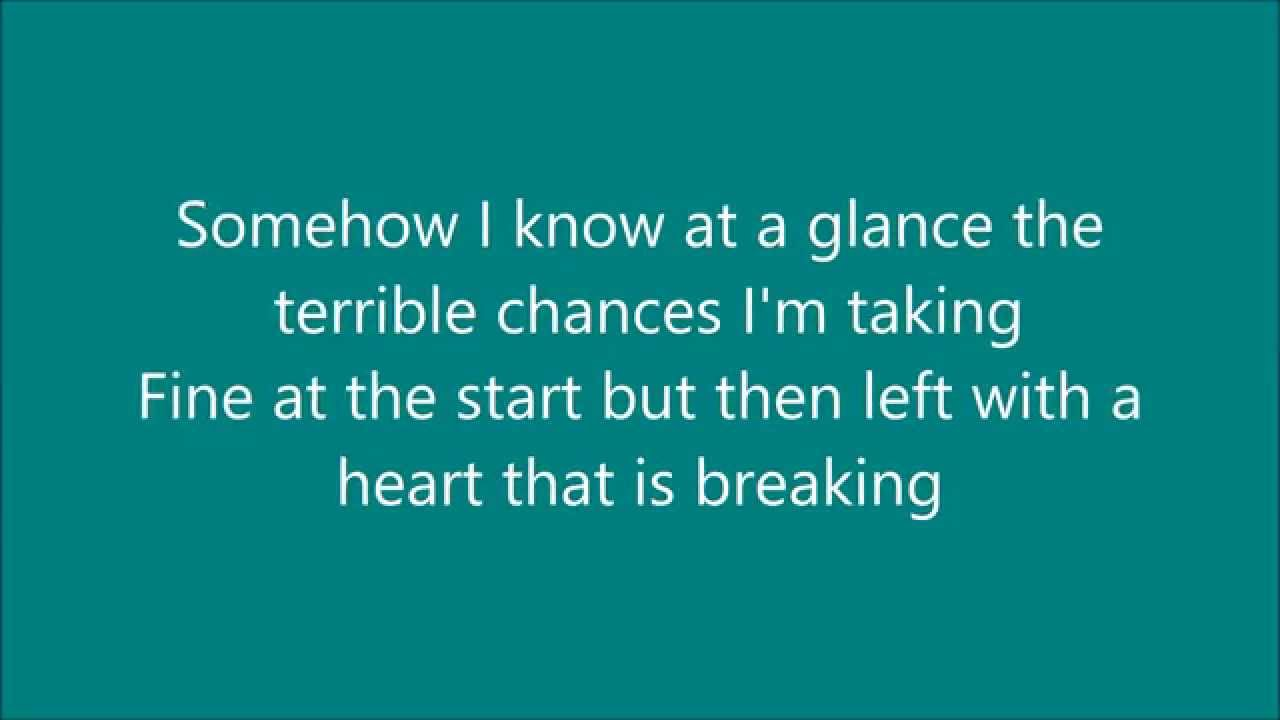 Nevertheless (I'm in Love With You) - Genius | Song Lyrics ...