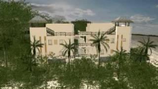 Sak'cari condominios Tulum México