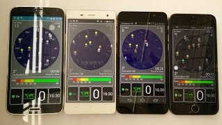xiaomi mi4 vs sophone i6 vs hdc galaxy s5 spark vs huawei honor 6