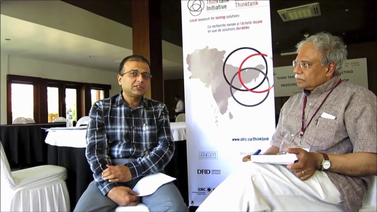 South Asian Perspectives on the Think Tank Initiative