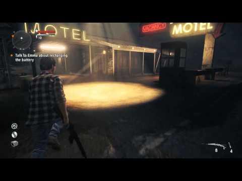 New Alan Wake American Nightmare Gameplay |