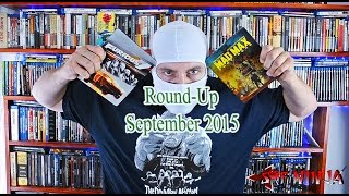 Movie Roundup: September 2015