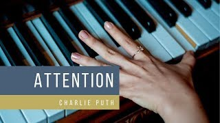 Charlie Puth - Attention Piano Cover & Easy Piano Tutorial