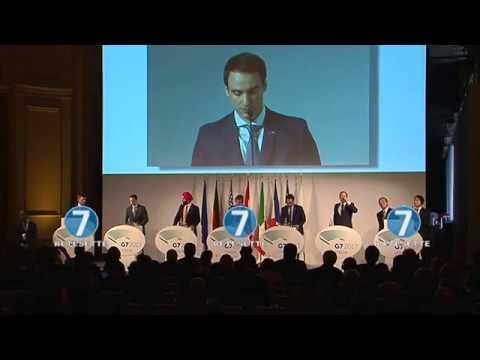 """G7 ICT, GLI STATI UNITI """"MANTENERE MERCATI APERTI E LIBERO FLUSSO DATI"""""""