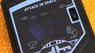 Attack In Space by Tomy *Pocket Arcade*