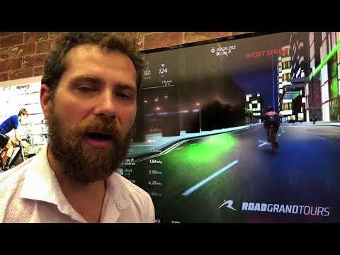 Road Grand Tours - Virtual Cycling In HD - Eurobike 2018