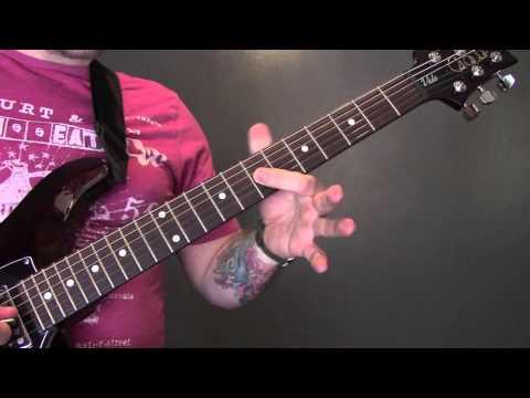 James Brown - I Feel Good Guitar Lesson