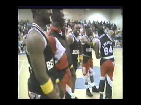 Deion Sanders Charity Basketball Game, 1991