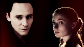 Loki & Sansa • You said you loved me