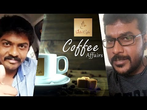 Coffee Affairs | Filter Coffee