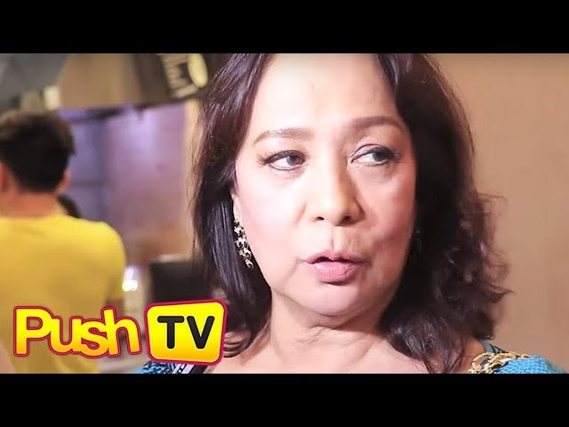 Push TV: Gloria Diaz reacts to Isabelle Daza's viral video taken during Anne and Erwan's wedding