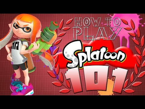 HOW TO PLAY SPLATOON 101 from YouTube · Duration:  1 minutes 52 seconds