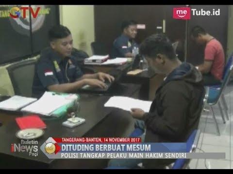 Polisi Menangkap 6 Orang yang Diduga Menganiaya Kepada Pasangan yang Dituding Mesum - BIP 15/11