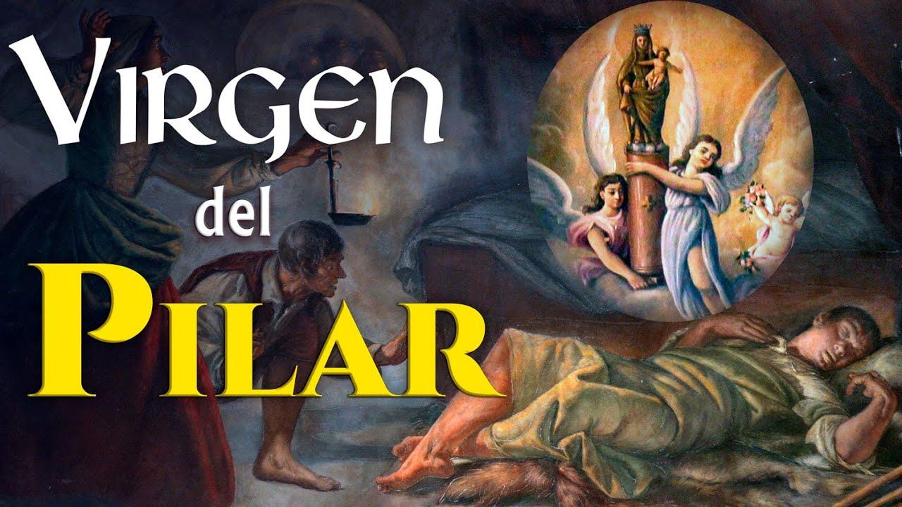 Virgen Del Pilar Milagro De Calanda Youtube