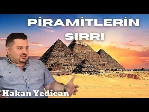 BİLİNMEYENLERİYLE PİRAMİTLER (Piramitlerin