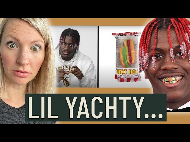 Dietitian Reviews Lil Yachty What I Eat in A Day (This can't be real...)