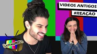 Baixar REAGINDO A VÍDEOS ANTIGOS DO MEU OUTRO CANAL (feat. Bia Figueiredo)