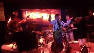 SANTY PÉREZ - La Música No Da De Comer (Directo 2014/ Sala Ancora)