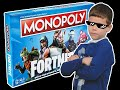 Fortnite Monopoly Gameplay