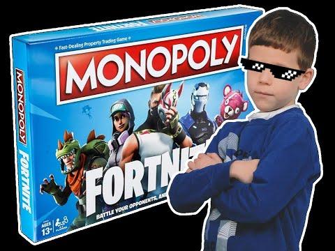 11 54 monopoly fortnite - fortnite monopoly gameplay