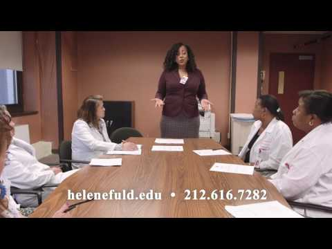 Helene Fuld College of Nursing Alumnus Video Clip