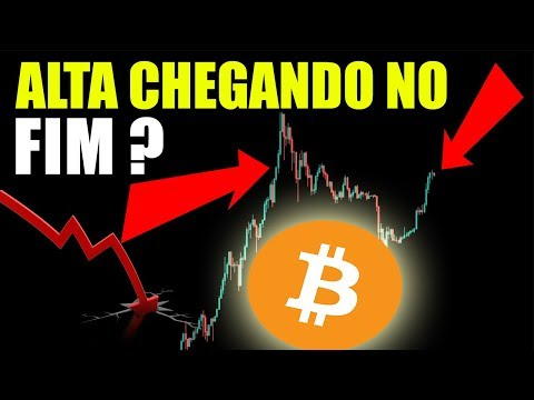 Bitcoin Chegando NO FIM DA ALTA? Análise BCH,TRX,BTT, EOS, BNB