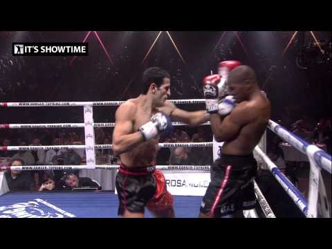 FIGHT: Harut Grigorian vs Chris Ngimbi - IT'S SHOWTIME 55