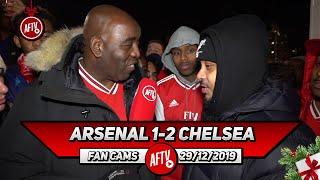 Arsenal 1-2 Chelsea | Aubameyang & Torreira Worked Their Socks Off! (Troopz)