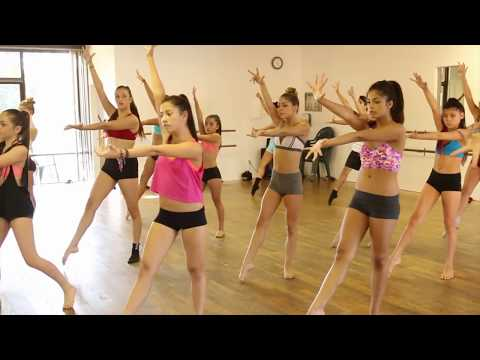 Contemporary online class with kelley Guise