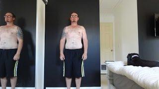 Weight Loss log Week 18