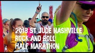 Download Video 2018 St Jude Nashville Rock and Roll Half Marathon Vlog MP3 3GP MP4
