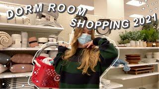 BOARDING SCHOOl DORM ROOM SHOPPING 2021! (haul) | Ella Katherine