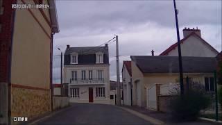 Виноградники и деревушки Шампани.Франция.Путешествие на машине по Европе.Природа,туризм,отдых,отпуск