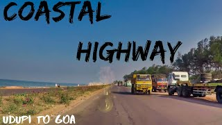 Mangalore to Goa - best Coastal Highway | GOA Road trip 2019