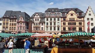 Welcome to mainz !we visited in summer 2018 for 3 days. stayed at the hilton hotels.mainz is capital and largest city of rhineland-palatinate, germ...