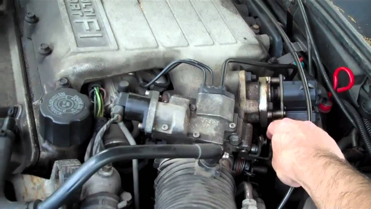 Can Anyone Tell Me What Is Wrong With My 1991 Pontiac Grand Prix 1990 6000 Wiring Diagram