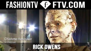 Rick Owens Fall/Winter 2015 First Look | Paris Fashion Week PFW | FashionTV