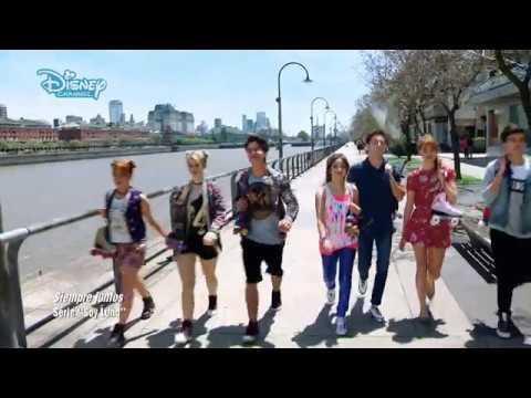Videoclipe Soy Luna - Siempre Juntos