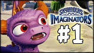 Skylanders Imaginators - Gameplay Walkthrough - Part 1 - Doomlander!