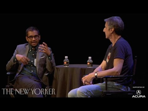 "Aziz Ansari on his new Netflix special ""Buried Alivez"" - The New Yorker Festival - The New Yorker"
