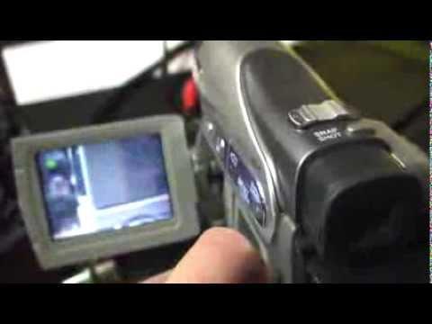 2005 JVC GR-D244 MiniDV camcorder