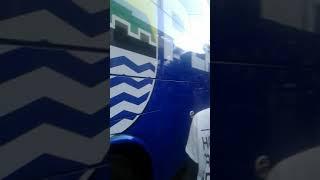 Firgi dan bus persib di tasikmalaya dadaha