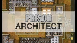 Prison Architect Season 4 #2 Prison Labour