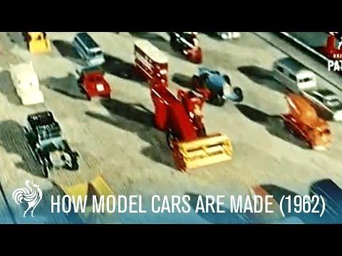 How Model Cars