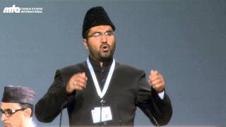 Urdu Speech: Salat Safeguards Against Fahsha - Jalsa Salana Canada 2013
