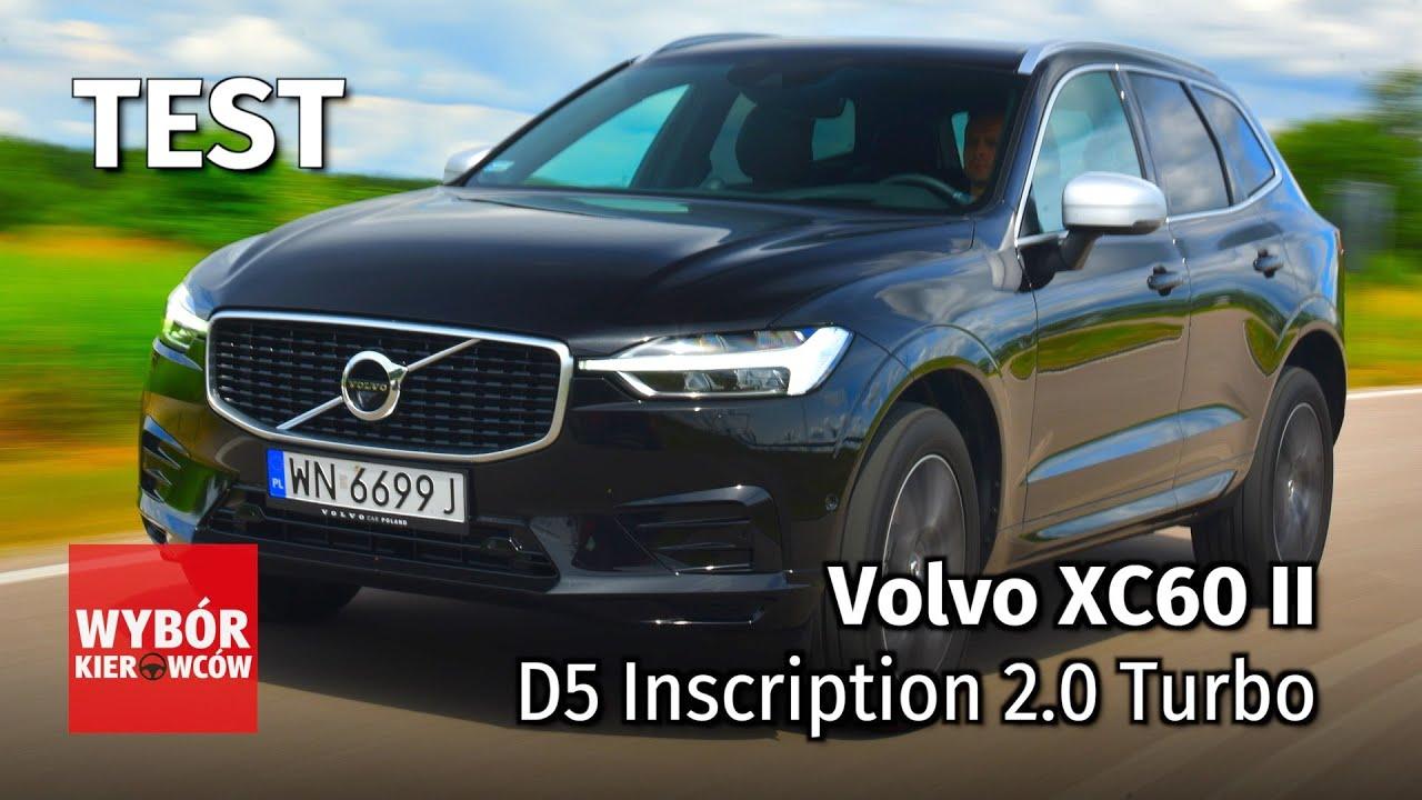 Volvo XC60 II 2.0 D4 (190 Hp) AWD Automatic