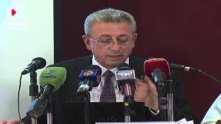 """كلمة د. مصطفى البرغوثي في ندوة ملتقى الاقصى بعنوان """" لا للتطبيع """" 30-10-2014"""