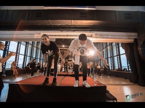 KEYTLIN & ALEXEY SIMBA | THE LIMBA - ОБМАНУЛА | DANCE TIME PROJECT
